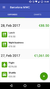 Travel Expense Manager- screenshot thumbnail