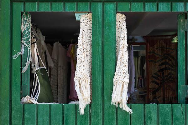 la finestra verde di antonioromei
