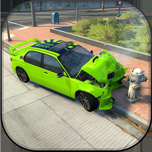 Offroad Autounfall Simulator: Beam Engine – Apps bei Google Play