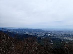 最高点からの眺め