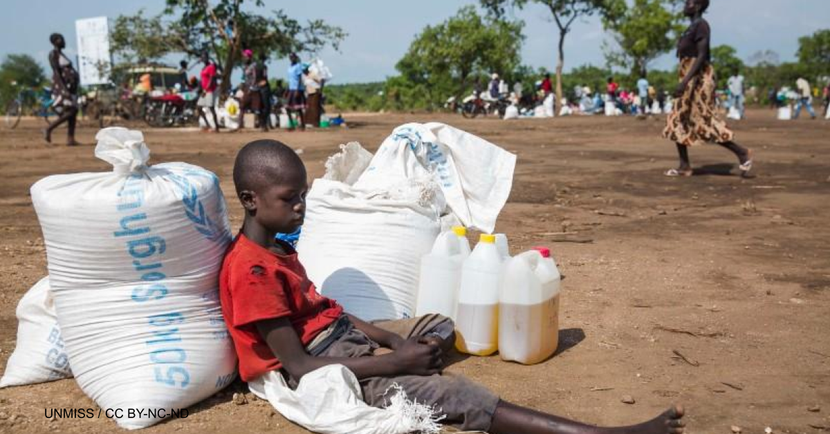 UN Security Council must work to avoid 'destructive new wave of famine'