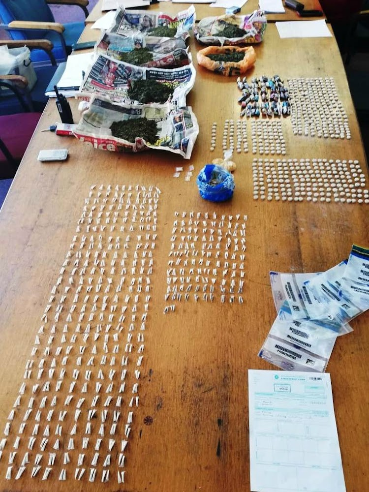 Cape Town elderly woman nabbed after drugs found in ceiling - SowetanLIVE