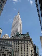 Photo: Radisson Martinque on Broadway und Empire State Building