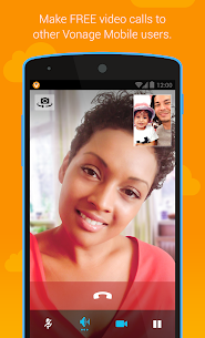 Vonage Mobile® Call Video Text 5