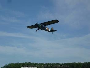 Photo: Overboelare Geraardsbergen 8th Tailwheel Meet 2013 08 04  Piper Super Cub OL-L49