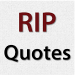 RIP Quotes Icon