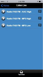Radio FAB FM- screenshot thumbnail