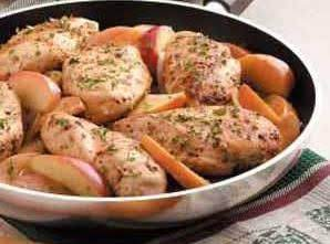 French-style Chicken Recipe