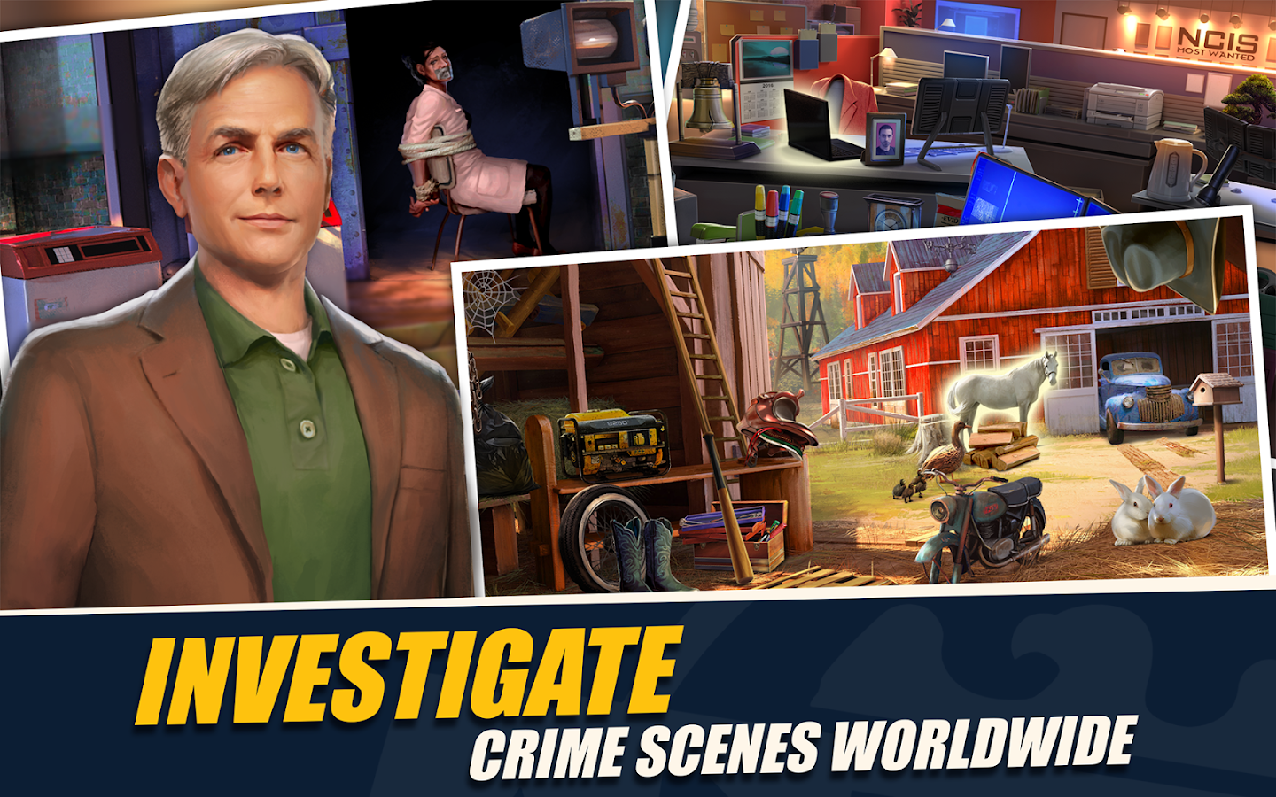 NCIS: Hidden Crimes- screenshot