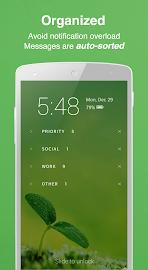 Echo Notification Lockscreen Screenshot 4