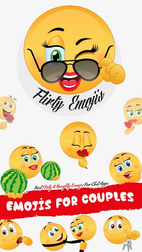 Emoji flirt The Top