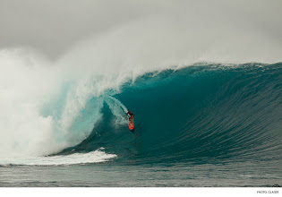 Photo: Ian Walsh, Cloudbreak. Photo: Glaser #surferphotos