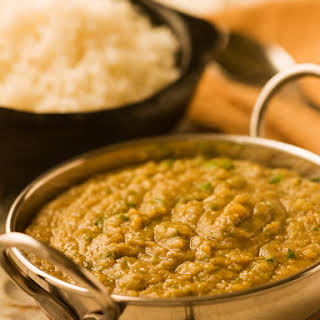 Indian Rice & Dal.