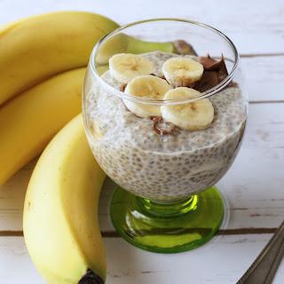 Chunky Monkey Chia Breakfast Recipe