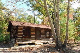 """Photo: Keona cabin 1. formerly """"Minni Ha Ha"""""""