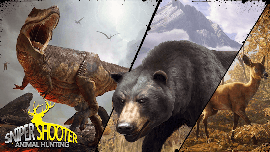 Sniper Shooter: Animal Hunting - náhled
