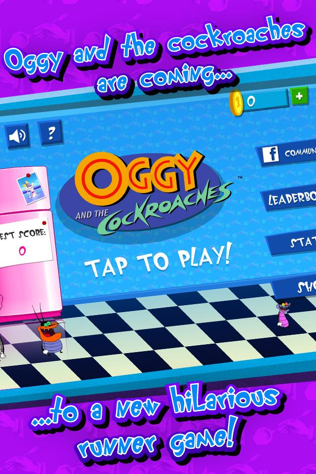 Free Download Oggy Cheat APK MOD