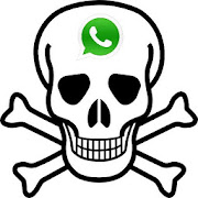 Skull Stickers for WhatsApp