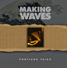 Photo: Portland Taiko 3 CD Set donated by: Portland Taiko  3 CD set - Making Waves - Big Bang - Rhythms of Change  Giveaway dates: - Sunday, December 15th - Thursday, December 19th - Sunday, December 22nd