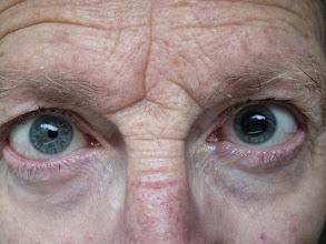 Photo: Scary pupils.....