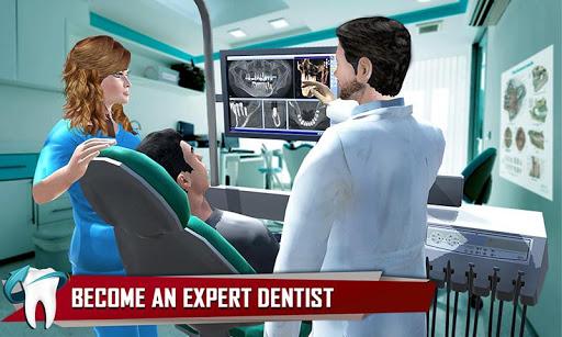 Dentist Surgery ER Emergency Doctor Hospital Games 30 screenshots 1
