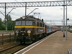 """Photo: EU07-223, RE """"Mewa"""" Szczecin Główny - Warszawa Wschodnia {Kutno; 2013-06-14}"""