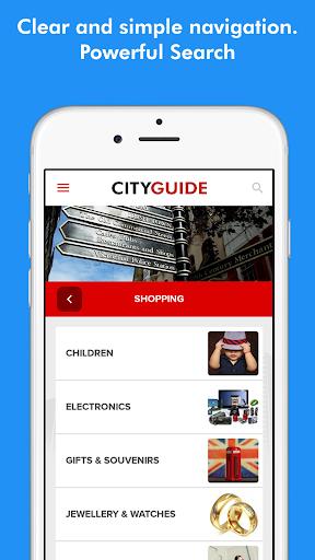 CityGuide Gibraltar screenshot 2