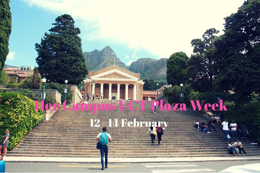 Her Campus UCT Plaza Week : Jammie Stairs - University of Cape Town.