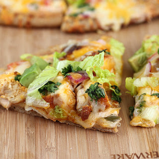 Baja Chicken Pizza.