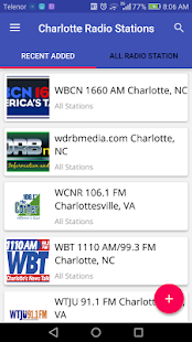 Charlotte Radio Stations - náhled