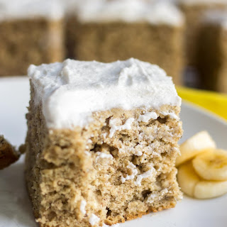 Healthy Banana Cake With Yogurt Recipes.