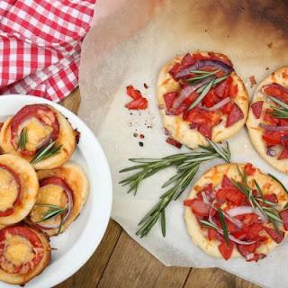 Mini Tomato Pizzas