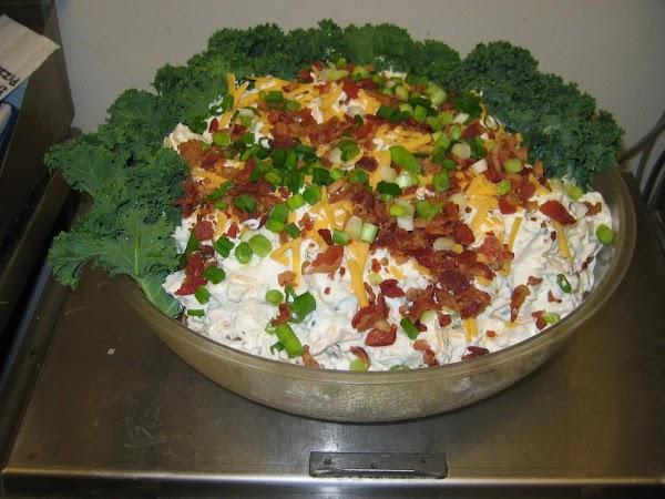 Twice Baked Potato Salad Recipe
