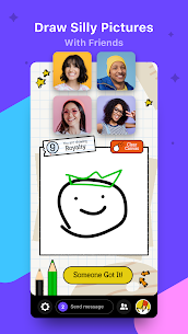 Bunch: Group Video Chat & Party Games App Download For Android and iPhone 5