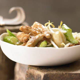Chinese-Style Chicken.