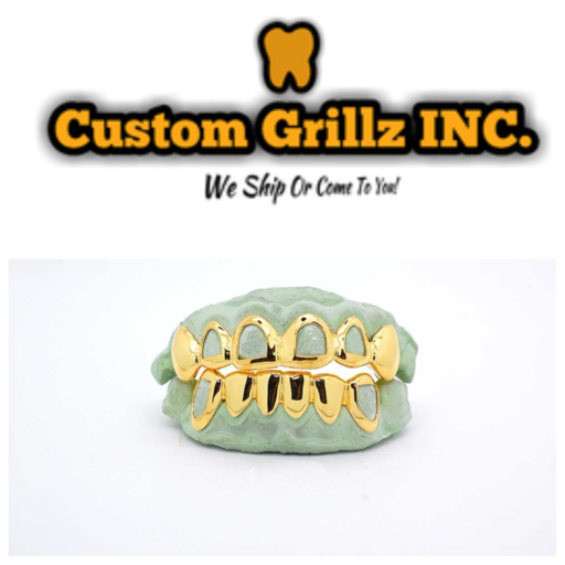 Custom Grillz INC.- Real Gold Grillz and Diamonds