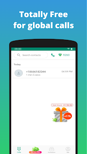 EZ Talk – Global Call Free, Second Phone Number App Download For Android 1