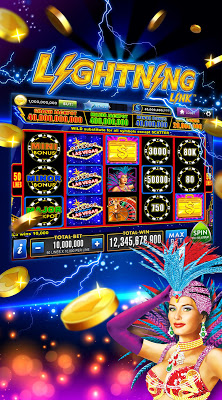 Heart of Vegas™ Slots Free – Casino 777 - screenshot
