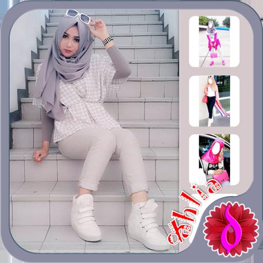 Hijab Jeans Fashion Style APK indir
