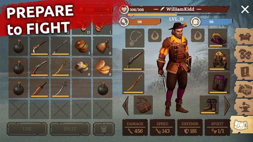 Mutiny: Pirate Survival RPG modavailable screenshots 16