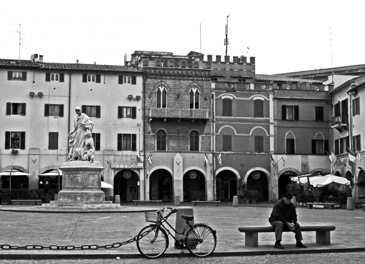 Passatempo in piazza di CobraPel