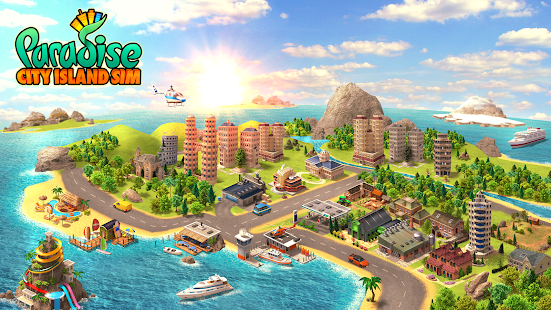 Paradise City Island Sim Town: Build it on the Bay- screenshot thumbnail