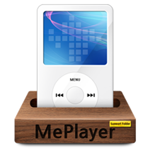 MePlayer Music (MP3, MP4 Audio Player) APK Cracked Download