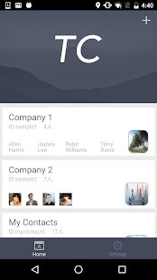 TeamContacts Admin- screenshot thumbnail
