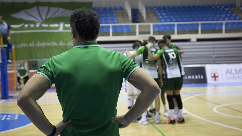 Unicaja Costa de Almería afronta la segunda jornada entresemana.
