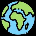 미세먼지 - 미세먼지지도, 에어코리아, 기상청, PM10, PM2.5 CAI icon