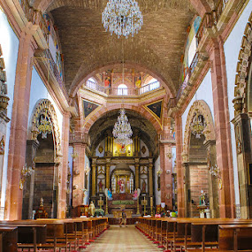 San Miguel Arcángel  by Gliserio Castañeda G - Buildings & Architecture Public & Historical