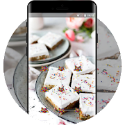 cute delicious cookies lock theme APK