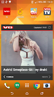 Screenshot of VG