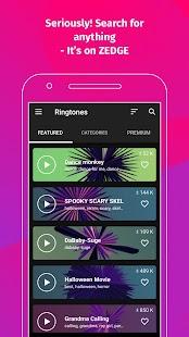 ZEDGE™ Wallpapers & Ringtones Screenshot